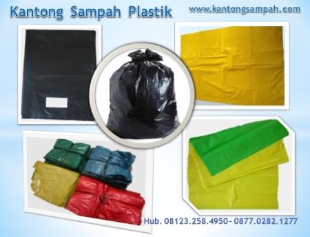 Kantong Sampah Plastik